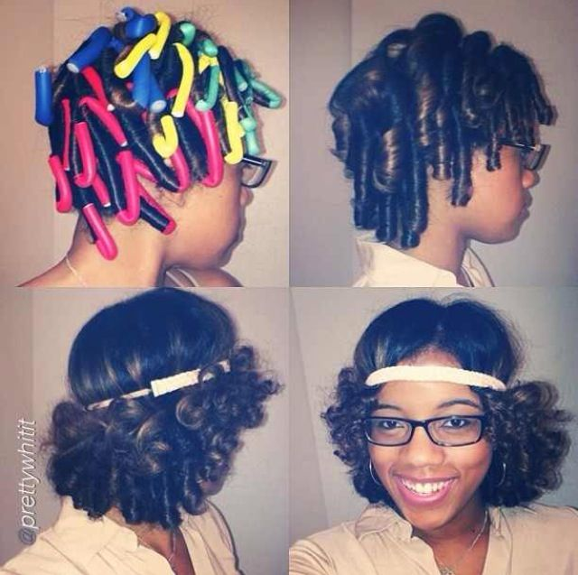 Enjoyable 1000 Images About Natural Hairstyles On Pinterest Updo Short Hairstyles Gunalazisus