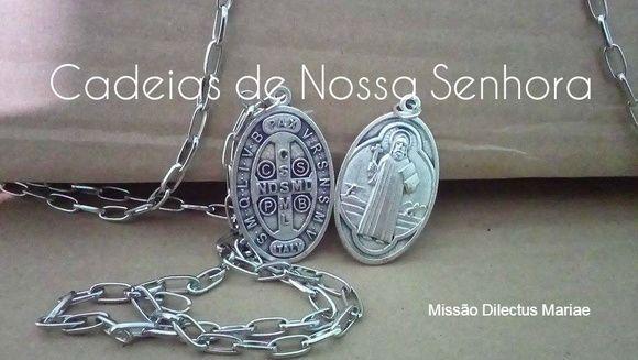 PESCOÇO (CADEIAS)   Cadeias de Nossa Senhora - Dilectus Mariae