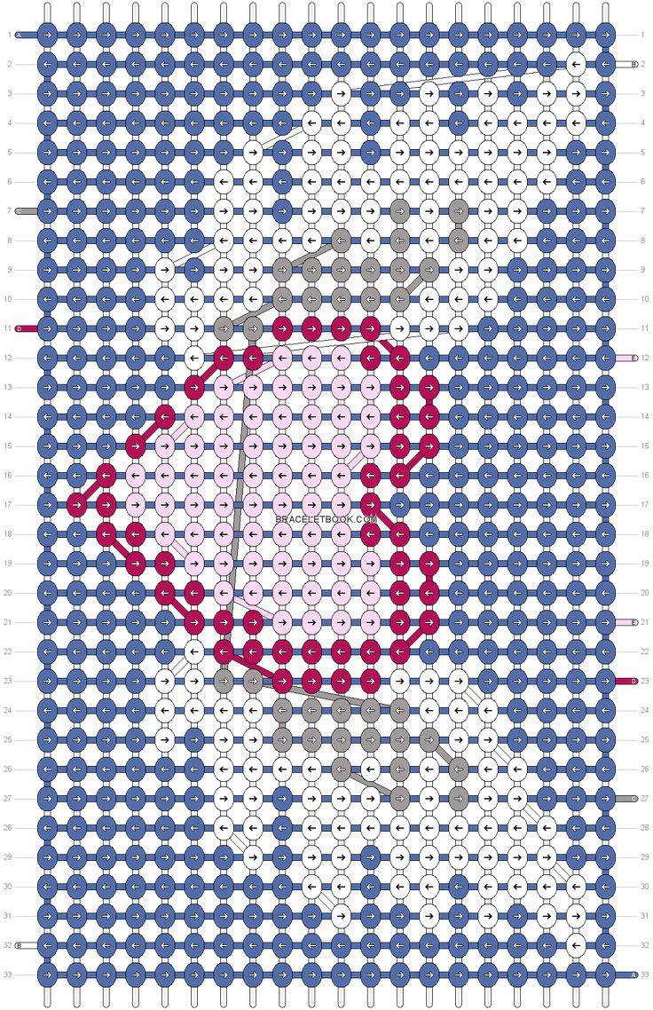 Alpha Pattern #14631 added by moppiej89