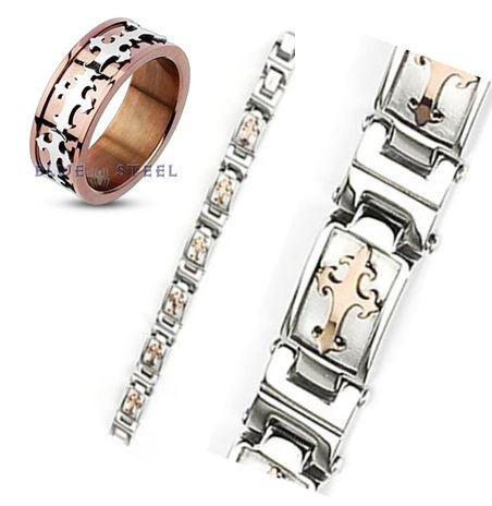 Cardinale Ring & Bracelet Set