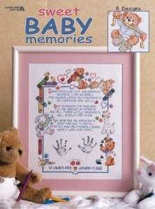 Baby Charts Cross Stitch Centre