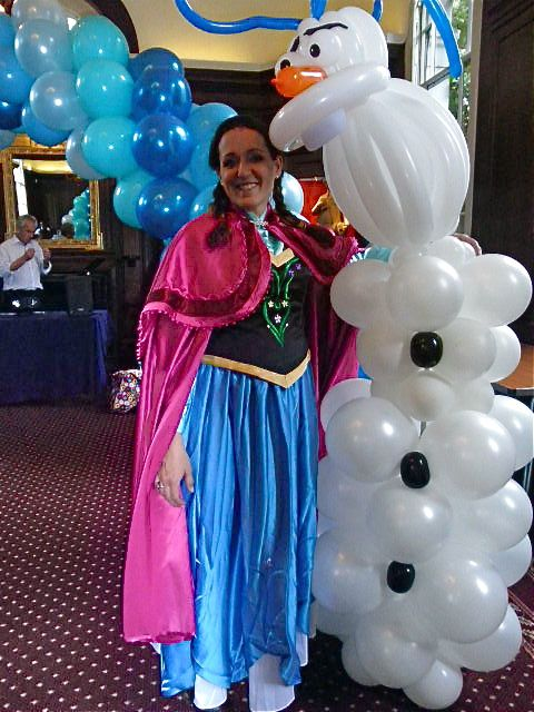 Best Frozen Childrens Party Theme London Images On Pinterest - Childrens birthday party ideas in london