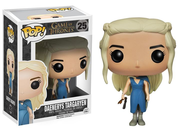 #25 Pop! TV: Game of Thrones - Mhysa Daenerys ✔️
