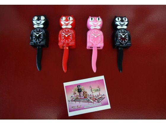 1000+ Images About Cat Kit Kat Clocks On Pinterest