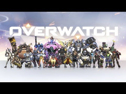 Overwatch Review - http://www.continue-play.com/2016/05/31/overwatch-review/