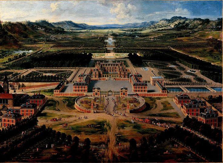 Louis XIV, l'amant des arts