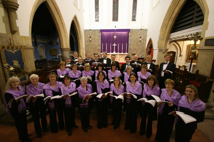 The Guernsey Chamber Choir perform at St James Saturday 23 March at 8pm