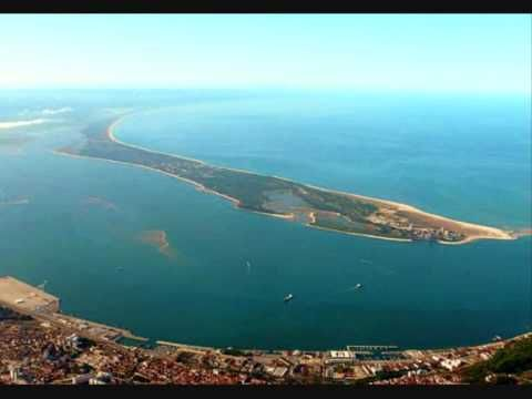 Bay of #Setubal in Portugal- One of The Most Beautiful in the World