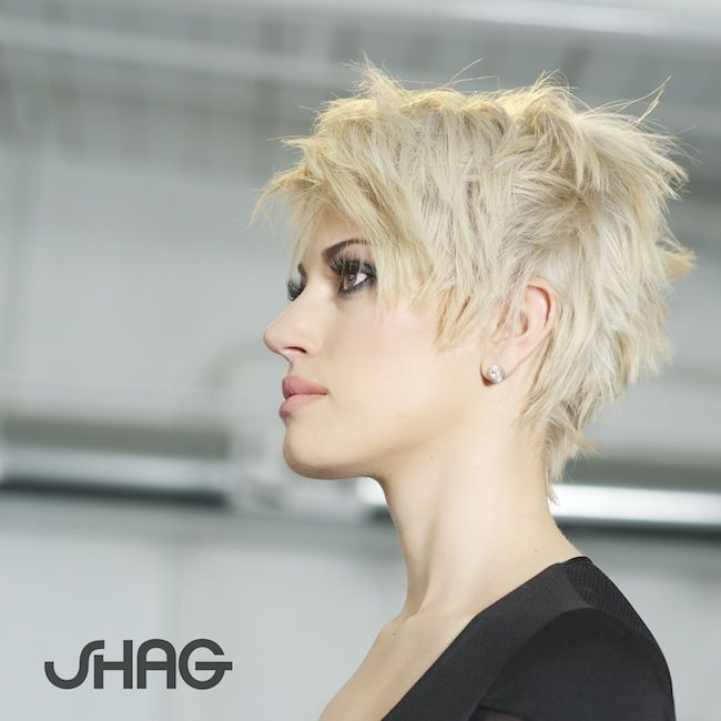 from Shag in Boston - the new IT haircut named Chop Chop - created by Shag Celeb Stylist Sandy Poirer   LOVE IT