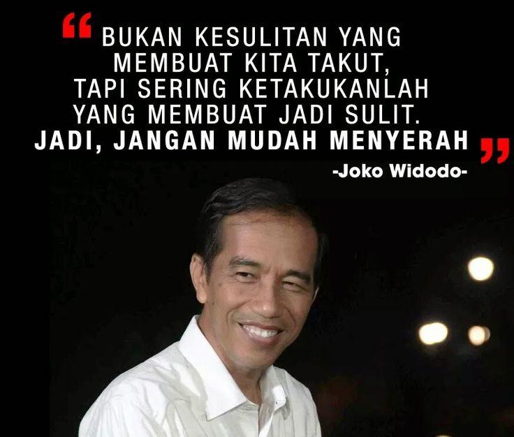 kata bijak Jokowi