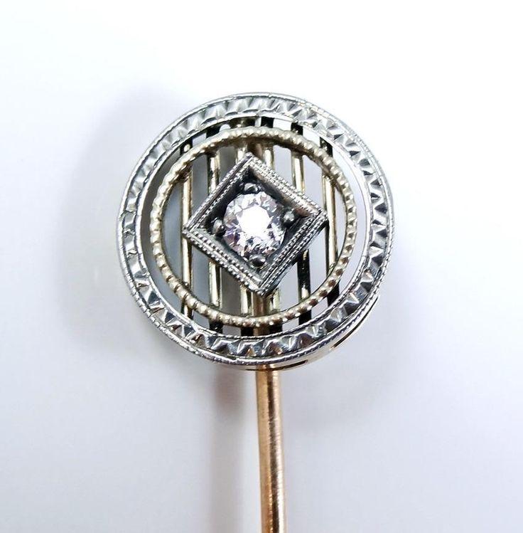 102 best Vintage Lapel Pins, Tie Tacks, & Stickpins images ...