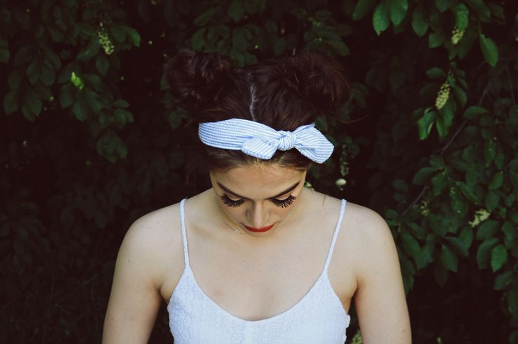 Bow headbands are a current obsession for sure!✨   #style #summer #spring #fashion #ootd #girl #women #photography #headband #accessory