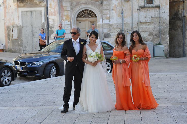 Dad - Bride - Maids