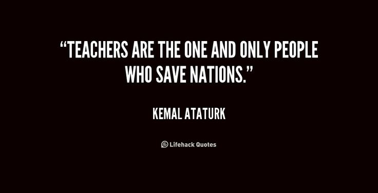 Ataturk's Quotes