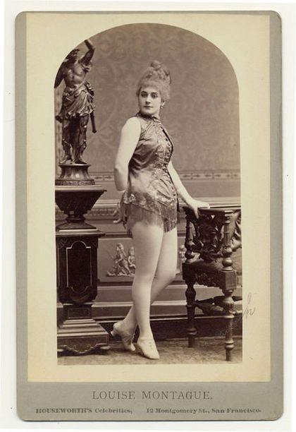 Bailarinas exóticas de 1890 - Taringa!
