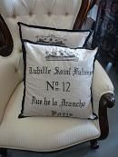 French Style No.12 Lubille Cushions