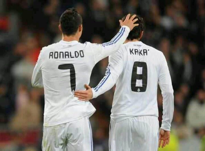 Ronaldo, Kaka