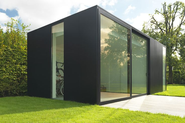 Realisation by www.RTEK.be Aluminium cladding Powdercoating  Aluminium gevelbekleding  Architect Graux-Baeyens  Pool house