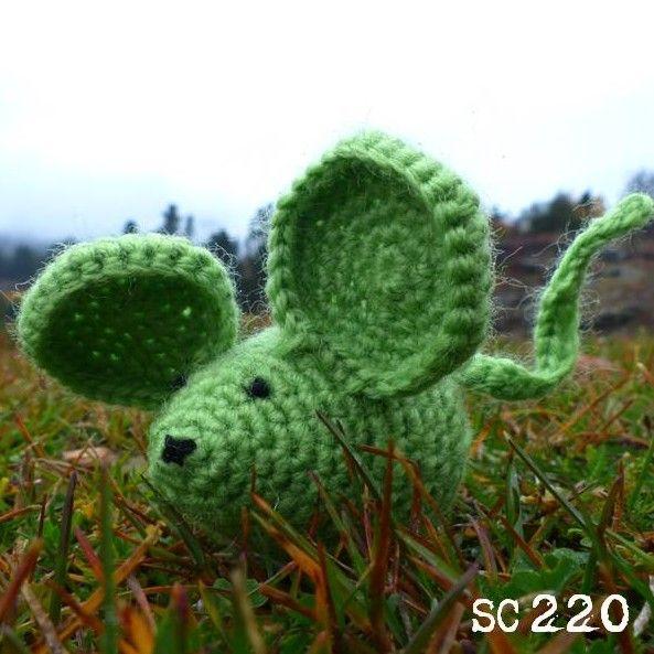 sc n°220, crochet, amigurumi