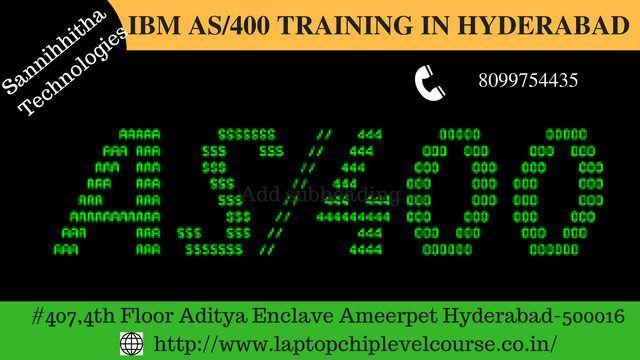 IBM AS/400 Training in Hyderabad | ibm as/400 training in hydreabad