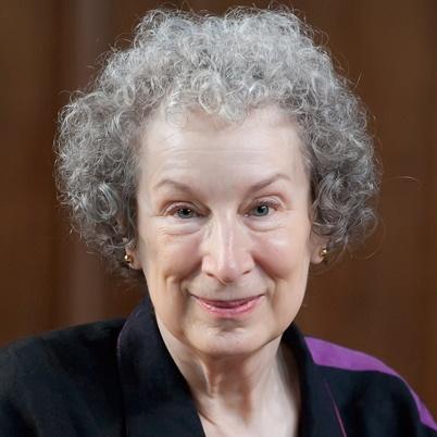 Margaret Atwood great writer