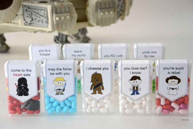 Star Wars Valentine's