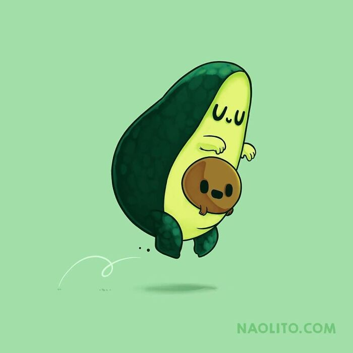 Delicious Marsupial Marsupial Australia Avocados Avocado Realfooding Realfood Realfooders Health Healthyfood Green Awww Awesome Awwwww Aguscate In 2021 Cute Cartoon Drawings Avocado Cartoon Cute Drawings Cartoon cute avocado wallpapers