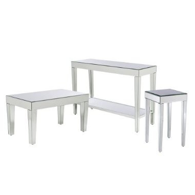 Target has mirrored furniture accents! $79-219