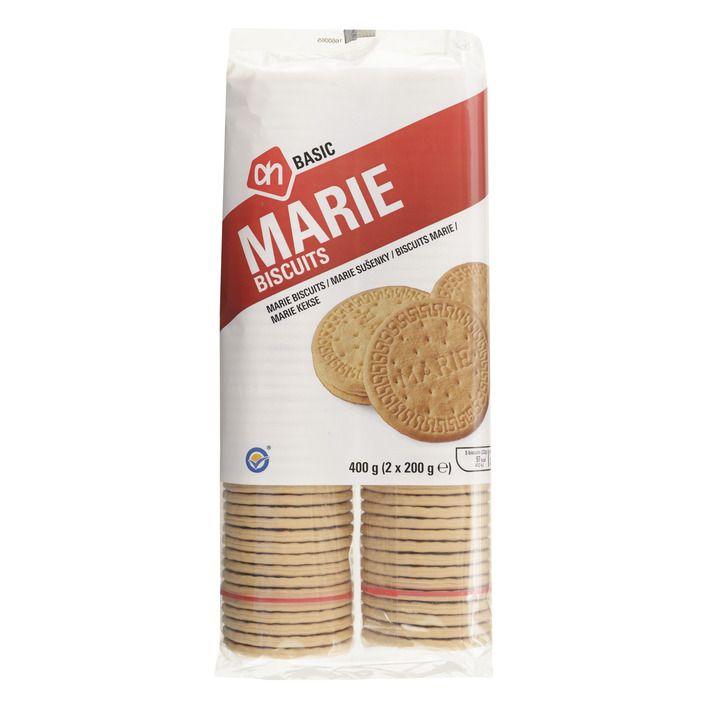 AH BASIC Marie biscuits 400 g online bestellen | AH.nl
