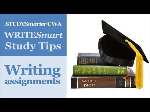 Good tips from the University of Western Australia - this one comes with video.