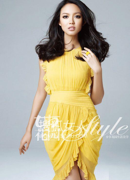 Zhang Zilin (China), Miss World 2007. photo gallery / 张梓琳 / 張梓琳