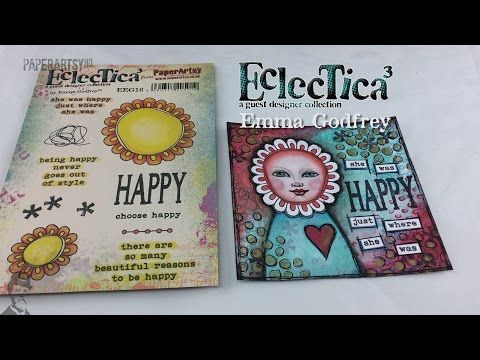 NEW {March 2016} Eclectica³ Emma Godfrey - YouTube