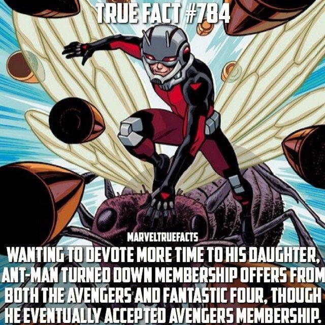 Ant-Man | Marvel comics, Superhero facts, Comics