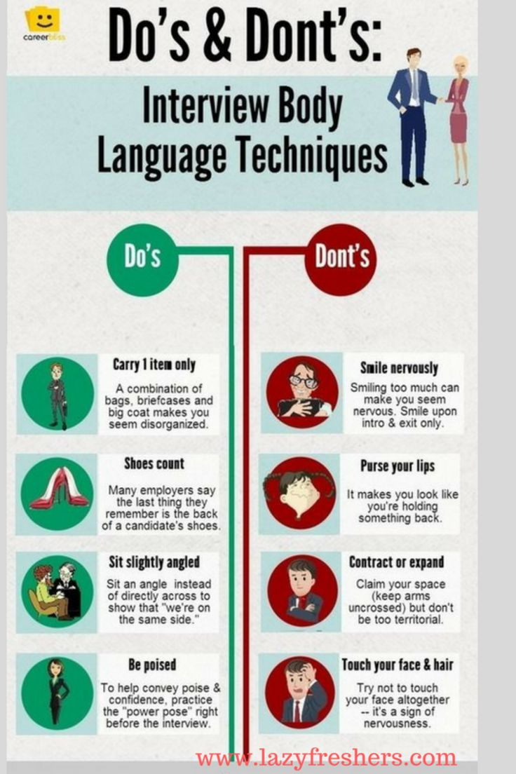 Freshers Job Interview tips Infographic Jobs for