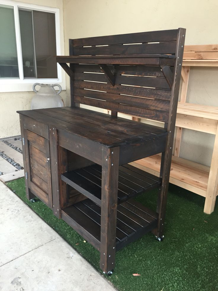 12 Best Images About Potting Entertainment Bench On Pinterest Gardens Football And Fall Drinks