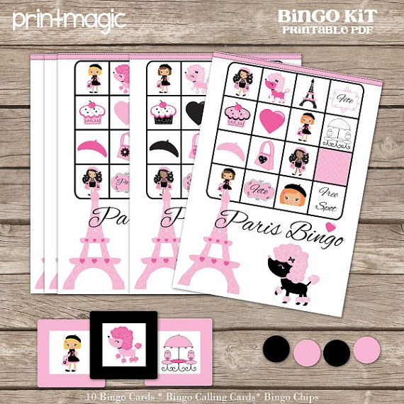 Hey, I found this really awesome Etsy listing at http://www.etsy.com/listing/168531047/instant-download-paris-chic-bingo