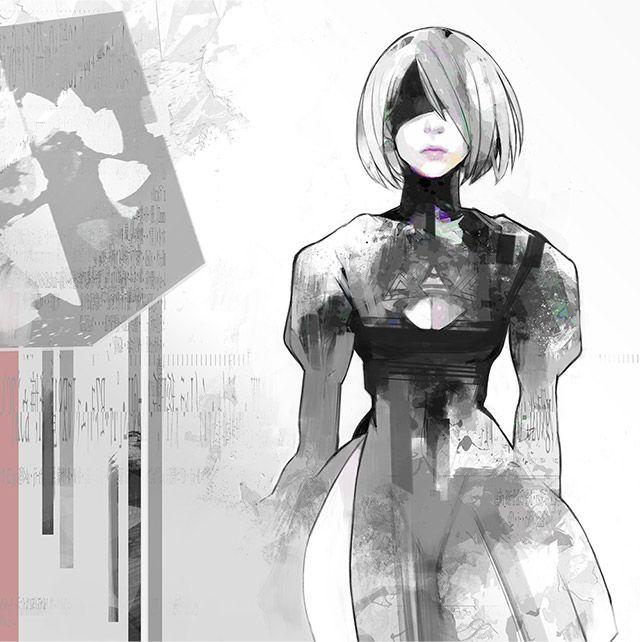 NieR:Automata Original Soundtrack Vinyl