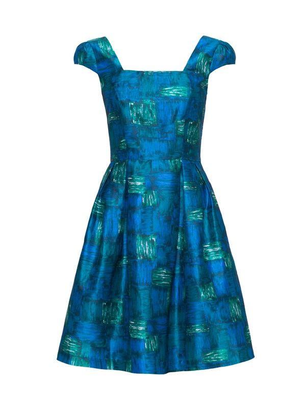 Review Australia | Arthouse Dress Blue