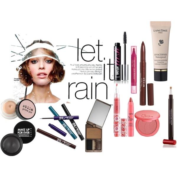Best waterproof makeup products!