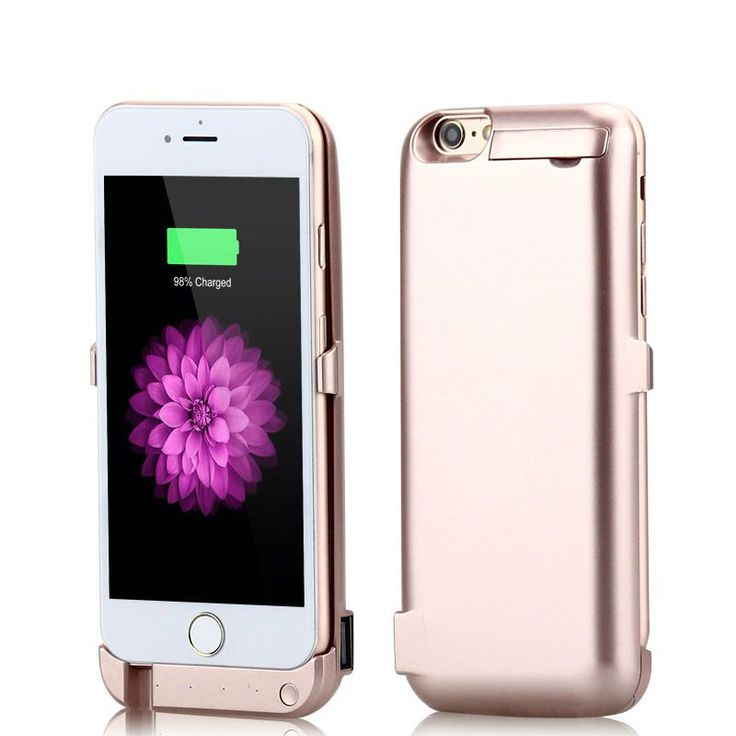 10000mAh Power Bank Case For iPhone 6 6s Plus External Portable Battery Backup Charging Powerbank Cover Cases For iPhone7 7plus – Shop Now! – WorldOfTablet.com