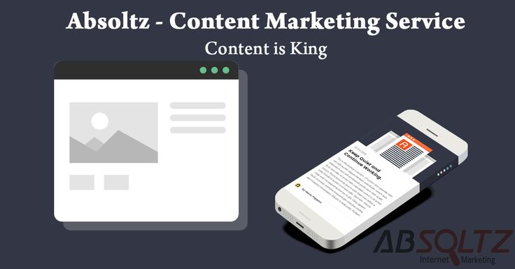 Absoltz specialises in Content Creation Service & Content Marketing Service in Australia. Our tailored strategies help in Online Marketing.