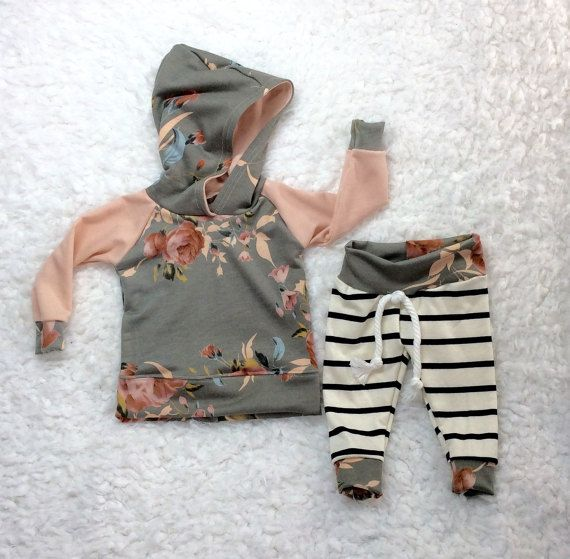 Baby clothes Baby girl outfits newborn girl clothes by Peekarookid