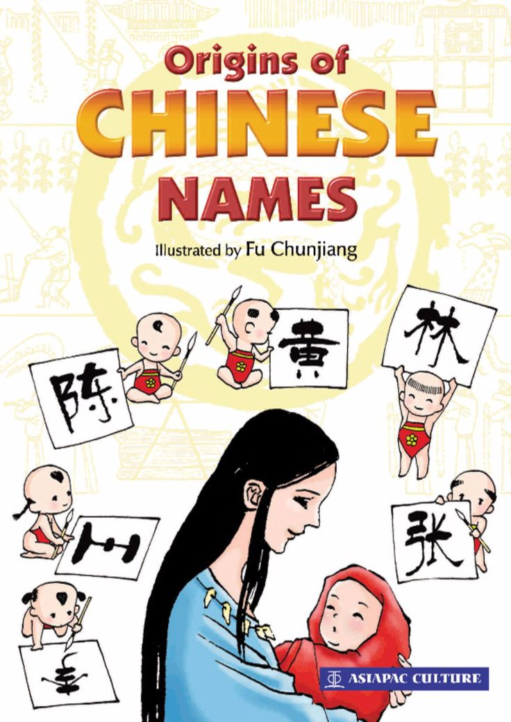 Find out the origins of 100 Chinese family names, and understand how names are chosen. #AsiapacBooks #ChineseOrigins