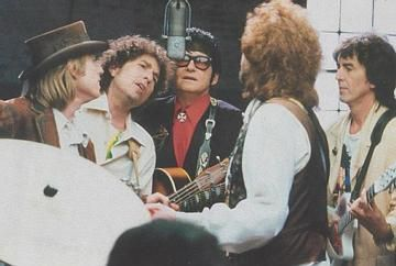 6) Handle with care. The Traveling Wilburys Handle With Care