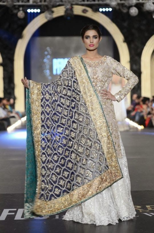 Fashion and Design: #34 Fashion and design Bridal Lehenga dresses
