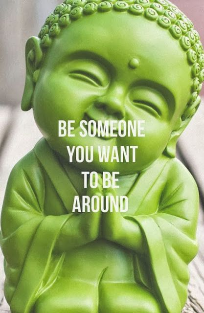 Be someone you want to be around | Inspirational Quotes