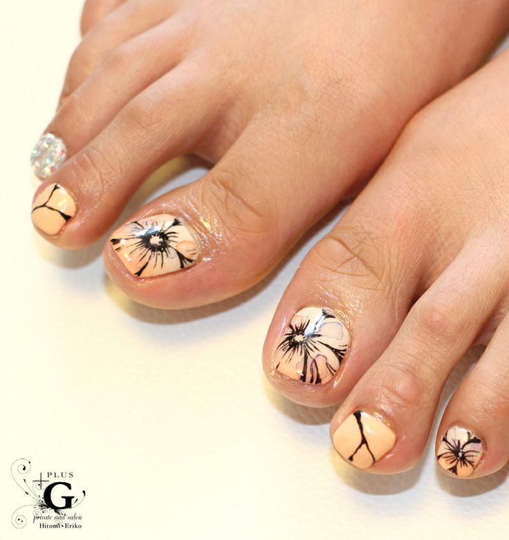 129 best красивый педикюр images on Pinterest | Nails design ...