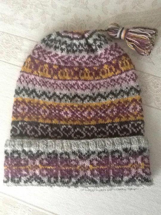 761 best Fair Isle images on Pinterest | Fair isle knitting ...
