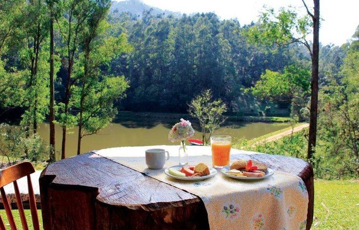 Hotel oferece imersão à natureza na Serra do Japi em Jundiaí