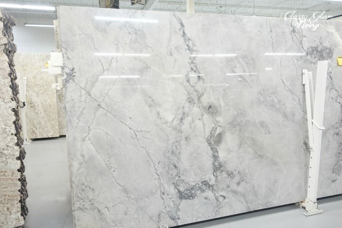 marble alternative for kitchen countertop: Super White Granite